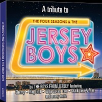 A Tribute To The Four Seasons & Jersey Boys CD